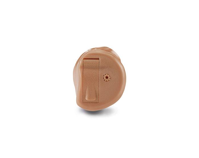 kleinstmögliches Hörgerät